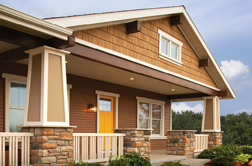 Twin Cities Vinyl Siding Contractor
